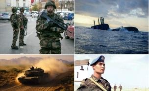איזה צבא חזק יותר (צילום: אימג'בנק/GettyImages, getty images)