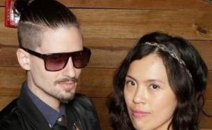 הזוג כריסטינה ומייקל (צילום: מתוך פרופיל הפייסבוק)