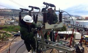 ארכיון (צילום: חברת חשמל)
