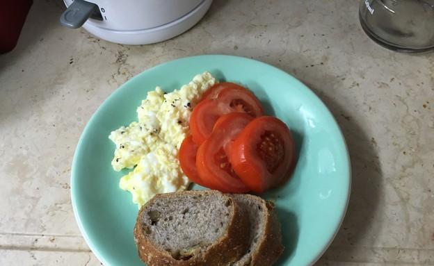 לחם וביצה