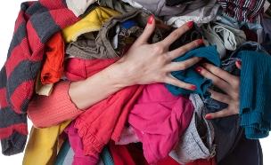 בגדים לכביסה (צילום: Shutterstock)