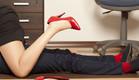 סקס במשרד (צילום: Shutterstock)