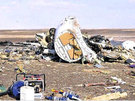 טכנאי מטוסים מצרי חשוד בהטמנת הפצצה