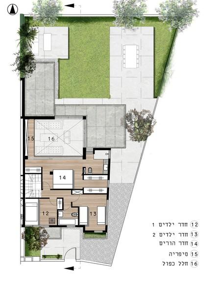 תכנון: לילך גורפונג אדריכלים