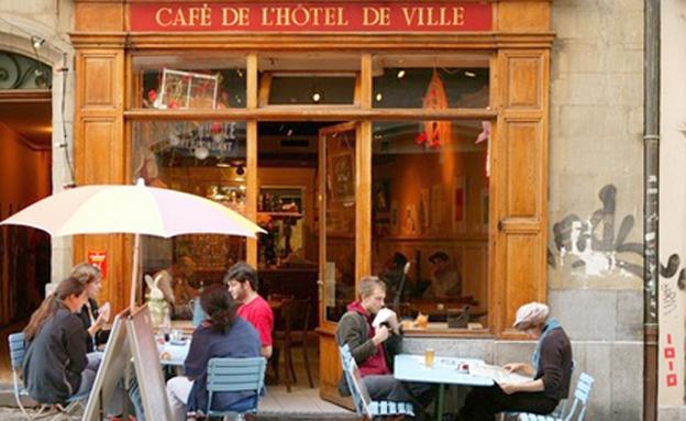 המסעדה הטובה בעולם. הוטל דה ויל (צילום: ללא)