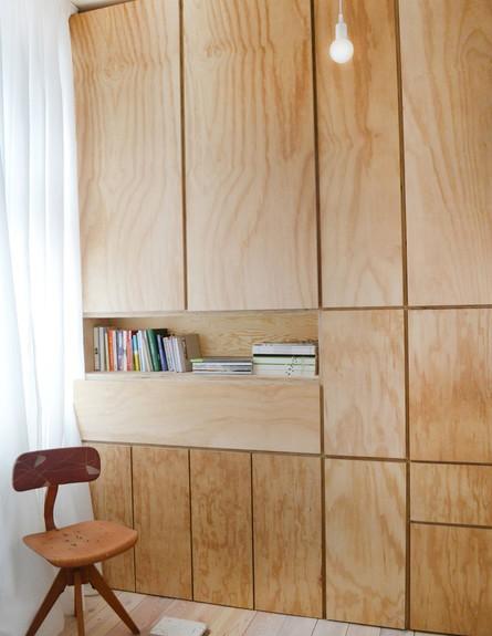 דירה לשימור בברלין, ג, ארון (צילום: Diane Adam - dianaadam.net)