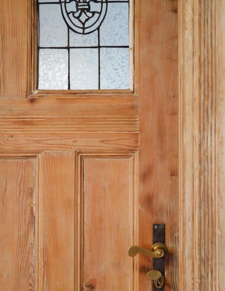 דירה לשימור בברלין, ג, דלת  (צילום: Diane Adam - dianaadam.net)