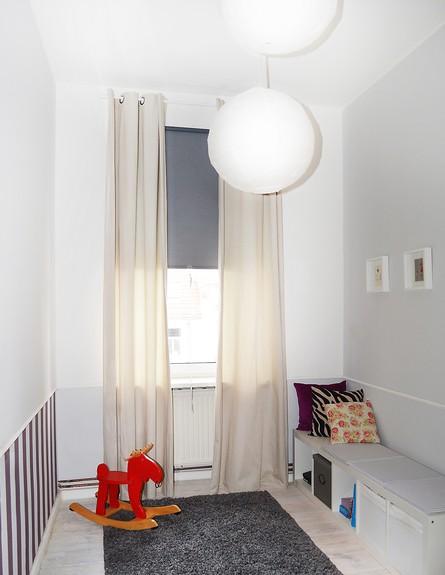 דירה לשימור בברלין, ג, ילדים (צילום: Diane Adam - dianaadam.net)