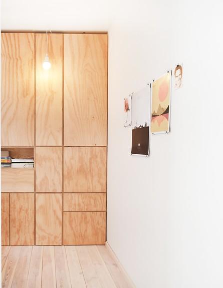 דירה לשימור בברלין  (צילום: Diane Adam - dianaadam.net)