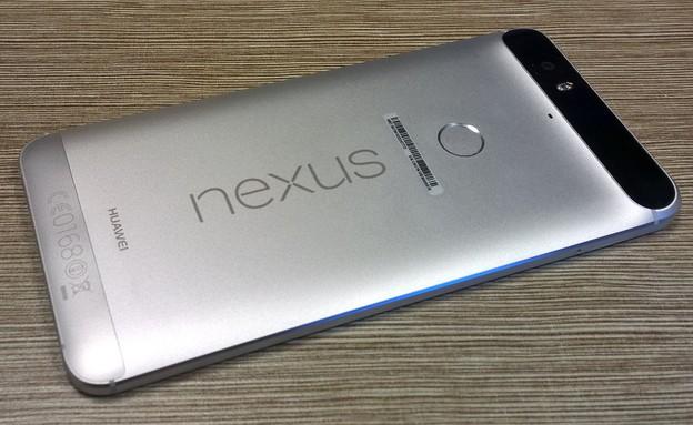 נקסוס 6P, Nexus 6P (צילום: יאיר מור, NEXTER)