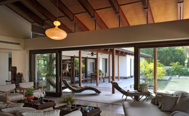 בית בשרון פלסנר אדריכלים (צילום: שי אדם)