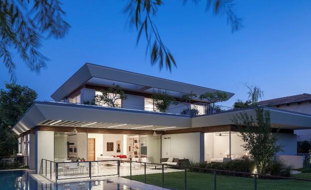 בית בשרון פלסנר אדריכלים (צילום: עמית גירון)