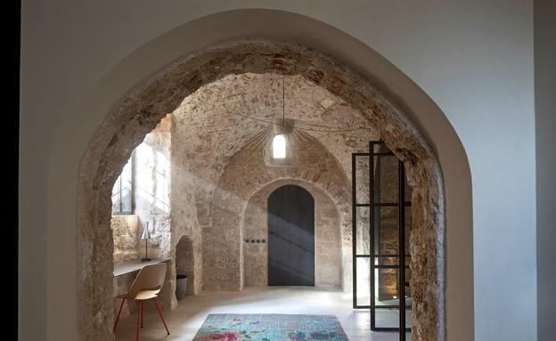 אדריכלי המיליונים בית ביפו בעיצוב פיצו קדם (צילום: עמית גירון)