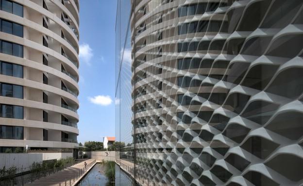 פרויקט בלו גלילות של פיבקו אדריכלים (צילום: עמרי אמסלם)