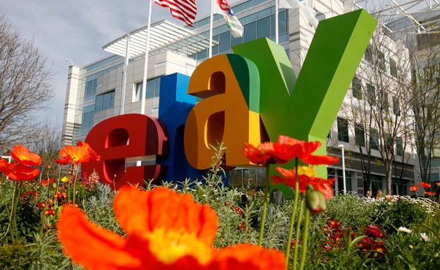 """קונים ב-eBay? """"נחשפה פרצה חמורה"""". ארכיון (צילום: רויטרס)"""