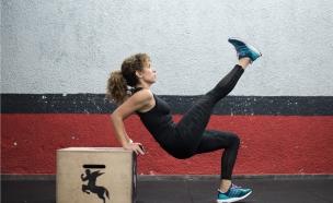 אימון שונאים לרוץ (צילום: נמרוד סונדרס)