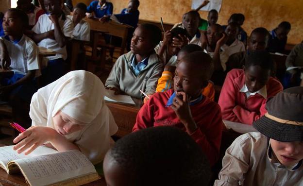לבקנים בטנזניה (צילום: independent)