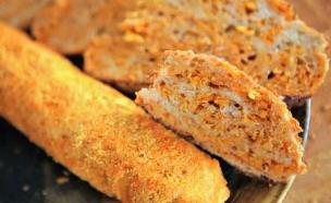 לחם דוריטוס (צילום: צילום מסך mako)
