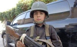 הילד האפגני (צילום: afghannews.com.af)