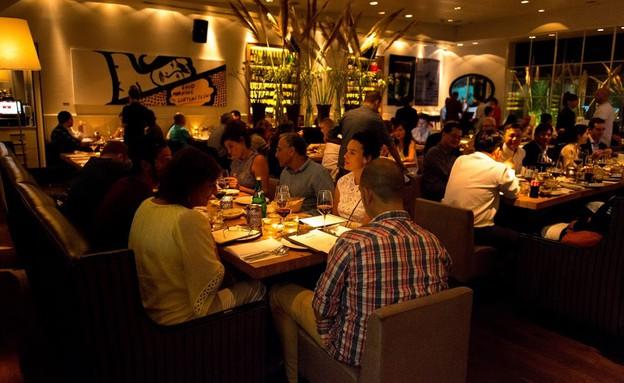 מסעדת טוטו (צילום: ירון ברנר)