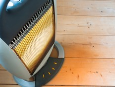 תנור חימום (תנור קורן) (אילוסטרציה: Shutterstock)