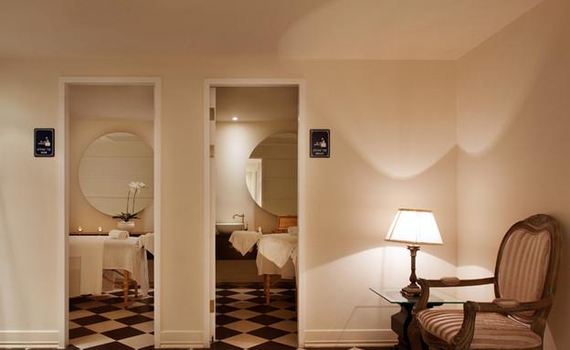 """דואו ספא מלון הרודס ת""""א (צילום: יחסי ציבור הרודס)"""