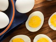 ביצים קשות (צילום: thinkstock)