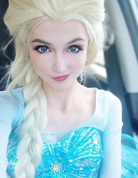 רוצה להיות נסיכת דיסני