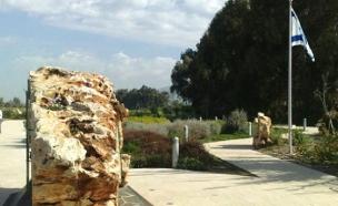 האנדרטה לזכר החללים, ארכיון (צילום: חדשות 2 - גדעון וקנין)