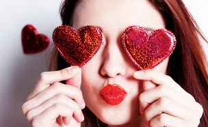 ולנטיינ'ס - יום האהבה (צילום: Shutterstock, מעריב לנוער)