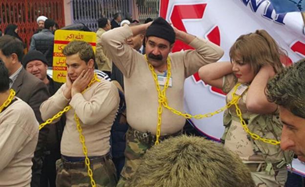 החגיגות בטהרן