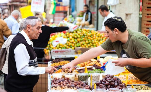 שוק מחנה יהודה. למצולמים אין קשר לכתבה (אילוסטרציה: Shutterstock)