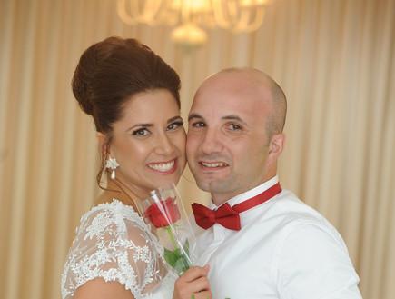 זוגות שהכירו בשליש גן עדן (צילום: ג'ירף הפקות צילום)