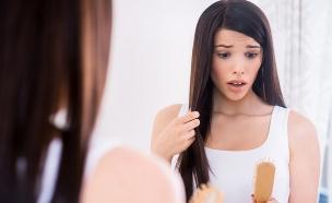 נשירת שיער (צילום: g-stockstudio, Shutterstock)