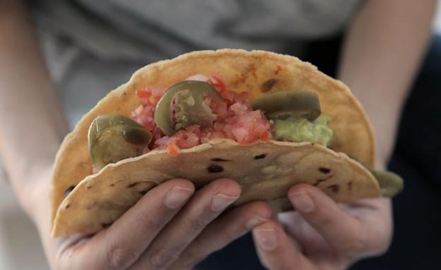 בוניטו אוכל מקסיקני טאקוס (צילום: ג'רמי יפה, אוכל טוב)