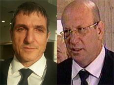 עורכי הדין ירום הלוי ומשה שרמן