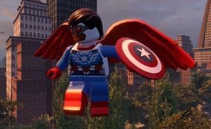 מתוך המשחק Lego Marvel's Avengers