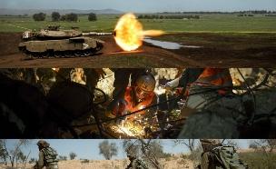 """איפה מתאים לך להיות לוחם (צילום: דובר צה""""ל, באדיבות גרעיני החיילים)"""
