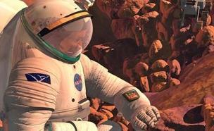 """ברי מזל ספורים אולי יגיעו למאדים (צילום: נאס""""א)"""