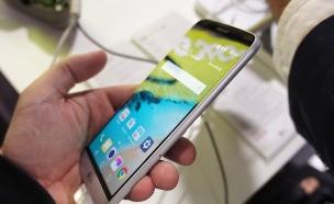 ה-LG G5 (צילום: יאיר מור, ברצלונה, NEXTER)