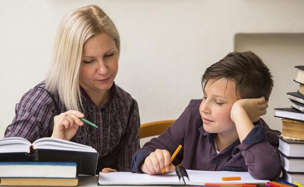 שיעורים פרטיים (צילום: Shutterstock, מעריב לנוער)