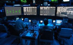 לוחמי סייבר בחיל האוויר (צילום: אתר חיל התקשוב)