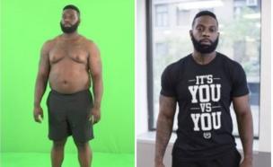 המאמן לפני ואחרי
