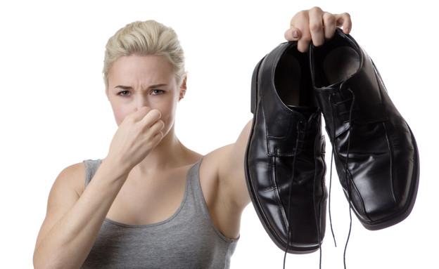 ריח רע ברגליים