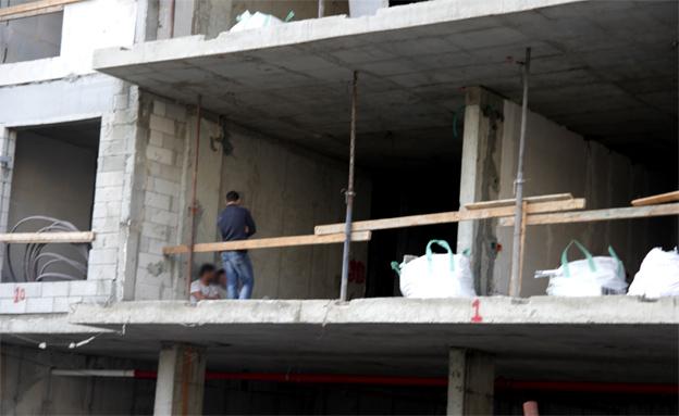 עיכוב במסירת הדירות במחיר למשתכן (צילום: חדשות 2)