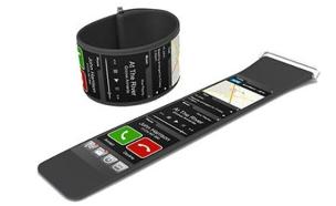 קונספט סמארטפון גמיש של FlexEnable
