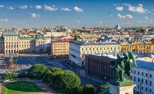 סנט פטרסבורג, רוסיה (צילום: gillmar, Shutterstock)