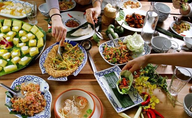 בית תאילנדי חגיגות 20 (צילום: מיטל סולומון,  יחסי ציבור )