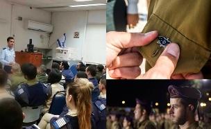 """הסיכום השבועי של פז""""ם (צילום: דובר צה""""ל, באדיבות גרעיני החיילים)"""