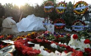 """""""היה איש שנוי במחלוקת"""". שנתיים למותו של שרון (צילום: קובי גדעון, לע""""מ)"""